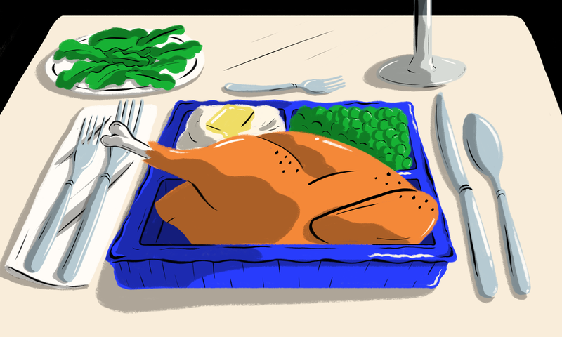 Illustration for article titled How to Eat Healthy in a World Filled With Processed Food