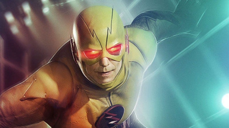 Illustration for article titled The Flash is done messing around (well, maybe just a little, for old time's sake)