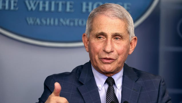 If You re Immunocompromised, You May Need a Covid-19 Vaccine Booster, Fauci Says