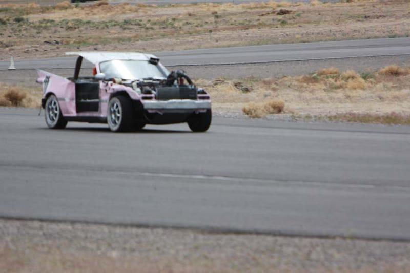 Illustration for article titled LeMons Update: Eyesore Racing In Lead