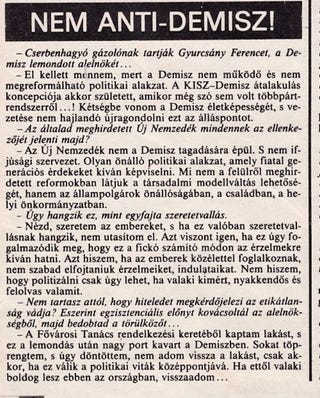 Illustration for article titled Soha senki nem kérte vissza Gyurcsány Ferenc demiszes lakását