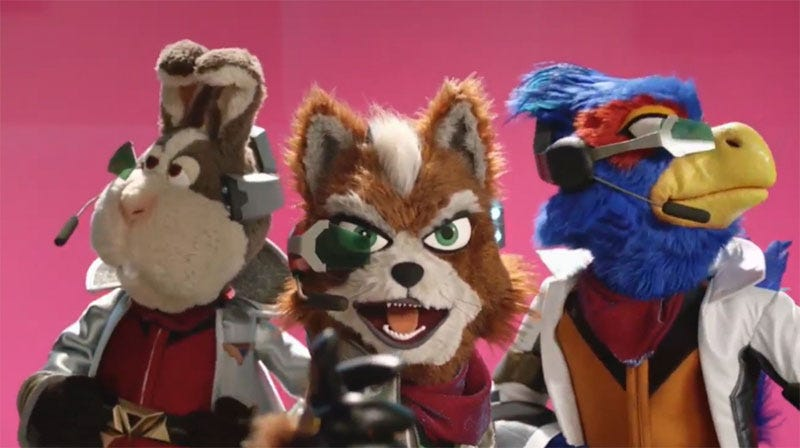 Illustration for article titled Star Fox Zero Has Been Delayed To 2016
