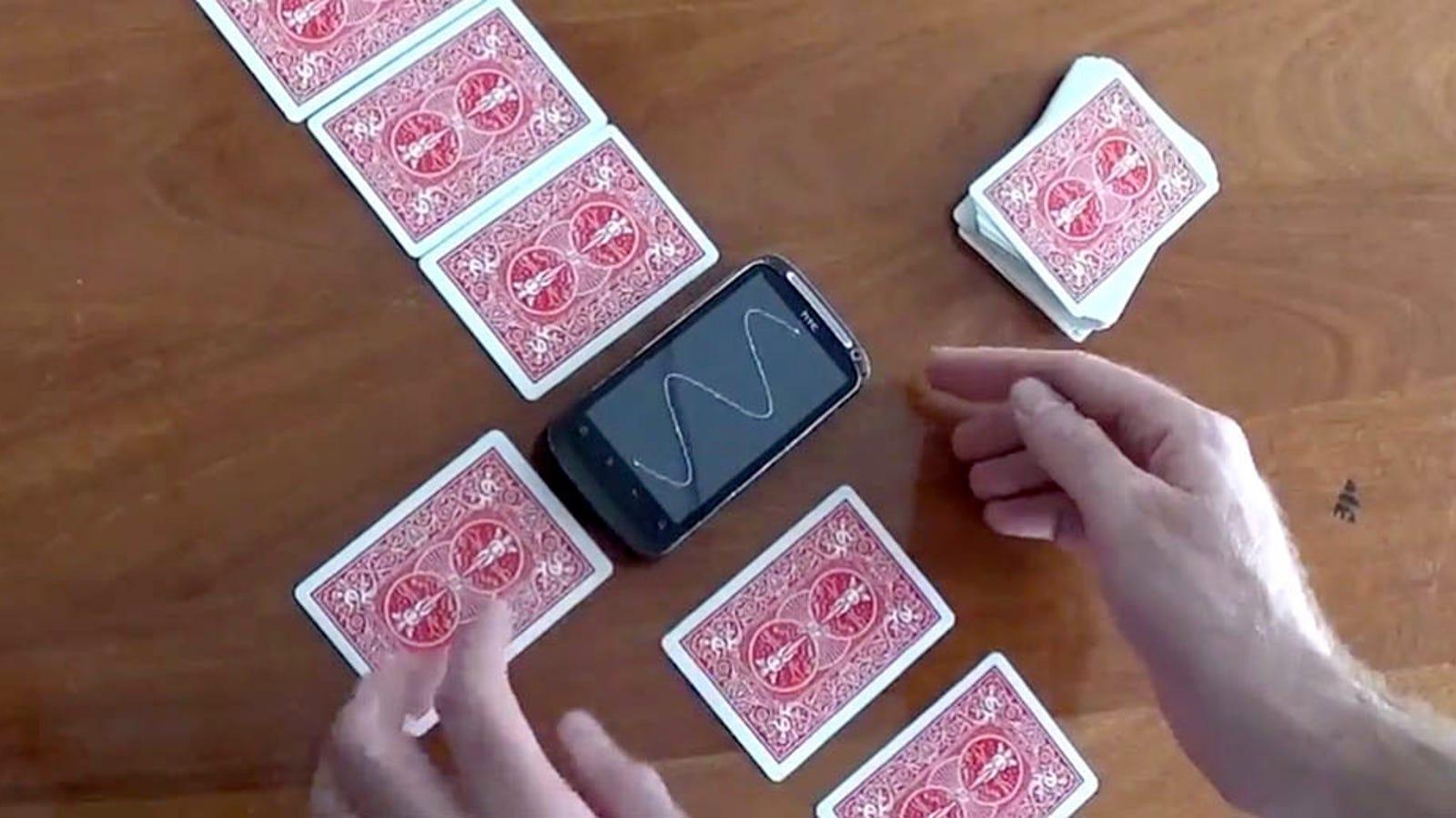 Este software inteligente es capaz de inventar trucos de magia