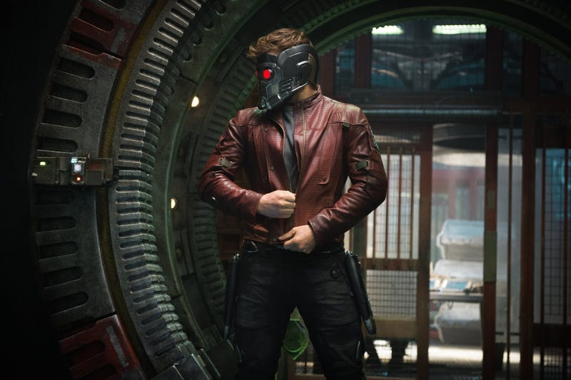 Illustration for article titled Yep, Star-Lord Is Getting A Brand-New Set Of Daddy Issues In GotG 2
