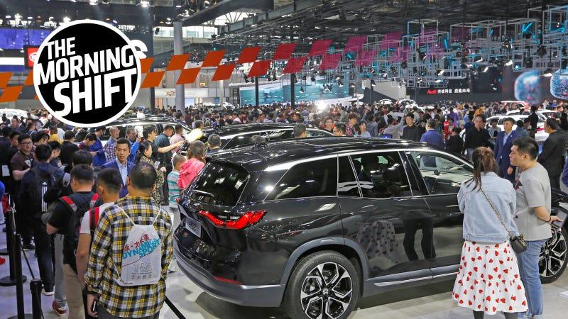 Beijing Auto Show, 2018