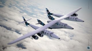 Illustration for article titled Virgin Galactic Will Help Monitor Climate As Well As Fly You to Space