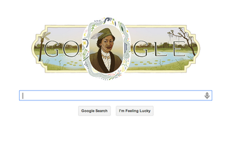 Illustration for article titled Today's Google Doodle is: