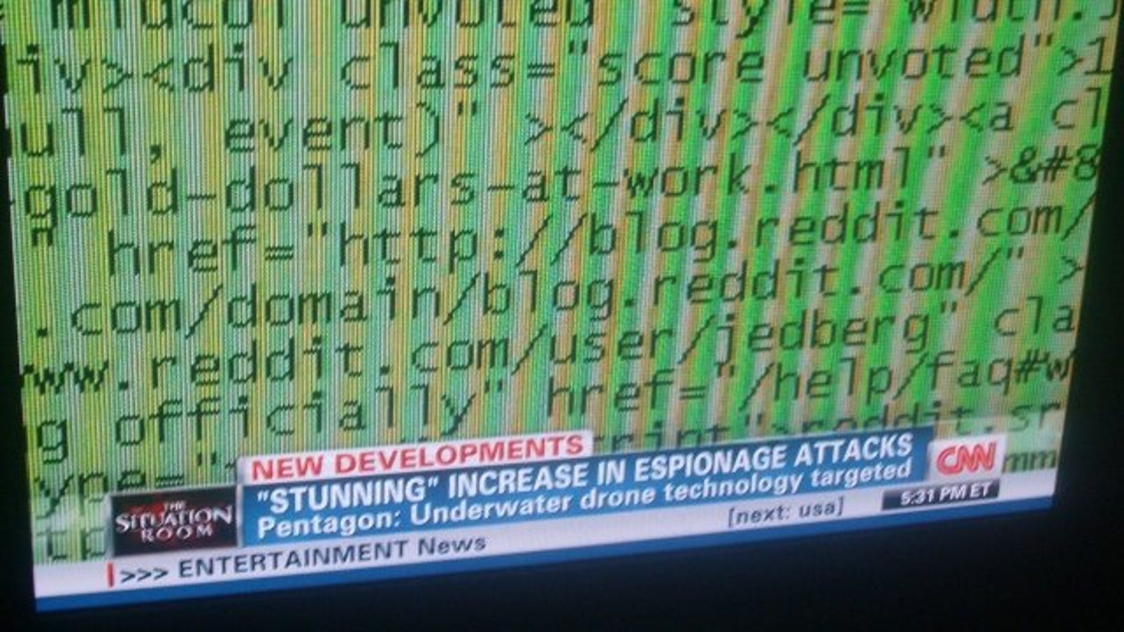 CNN Thinks HTML Is Computer Espionage