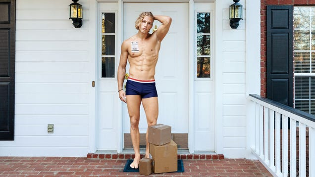 New Erectile Dysfunction Start-Up Sends Ripped, Virile Man Directly To Your Door To Bang Your Spouse
