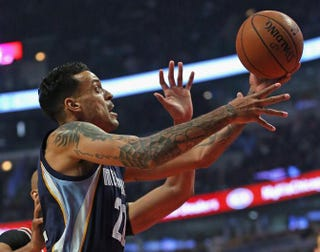Matt Barnes of the Memphis Grizzlies during a game in Chicago Dec. 16, 2015Jonathan Daniel/Getty Images