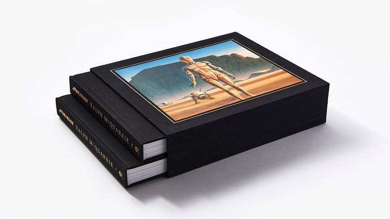 Star Wars Art: Ralph McQuarrie | $129 | Amazon