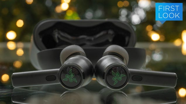 Razer s Latest Wireless Earbuds Add Noise Cancelling and Keep the Incredible Bass