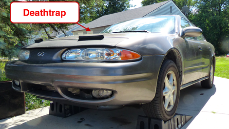 replacing rusty brake lines on a $1 oldsmobile alero was on 2004 grand  am radio wiring