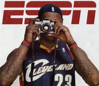 Illustration for article titled Last Night's Winner: ESPN, According To ESPN