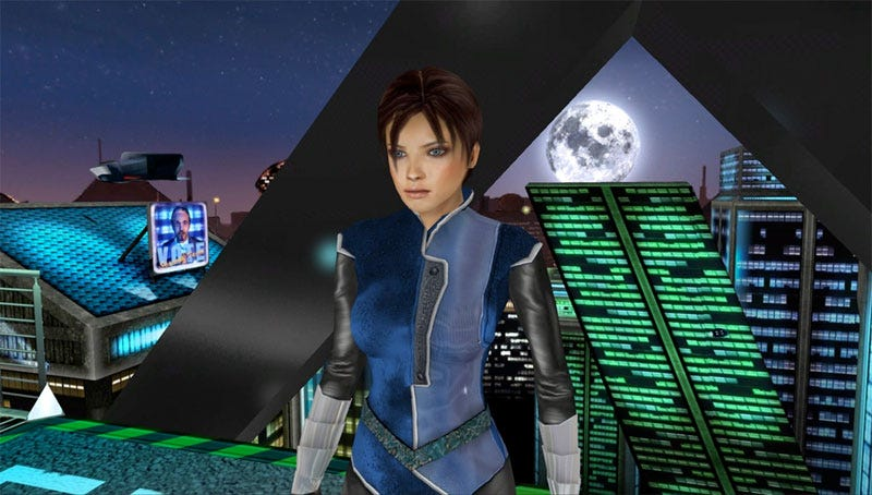 Illustration for article titled Perfect Dark Micro-review: Elvis Has Re-entered The Building