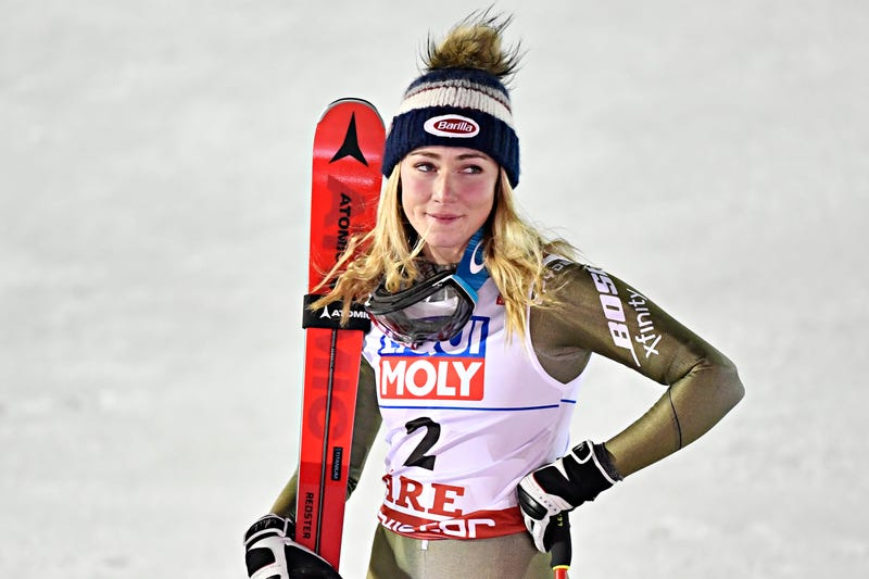 Illustration for article titled Mikaela Shiffrin Rules The World By Knowing What She Can't Do