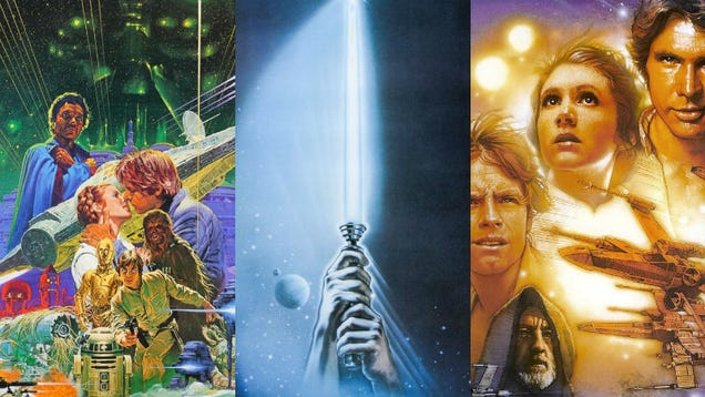 The Best Star Wars Movie Posters of All Time