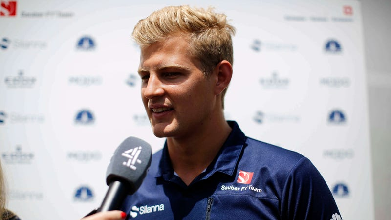 Ericsson is interviewed in 2017.