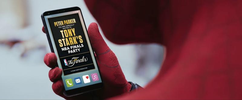 Los iconos, la posición de los botones, ¿acaso Marvel quiere que Apple los demande? o es que nos quieren decir algo mas.