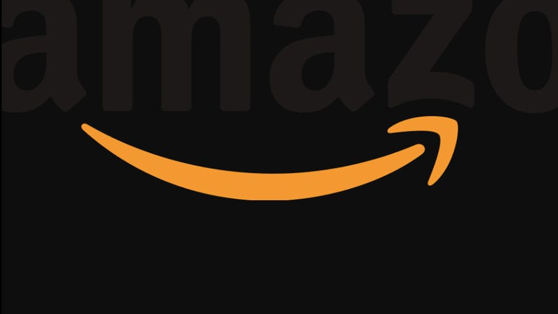 Amazon logo appears to look just like a giant dick?