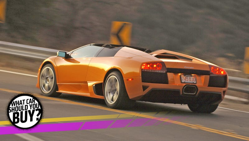Illustration for article titled I've Saved Up To Buy An Exotic And It Needs To Be A V12! What Car Should I Buy?