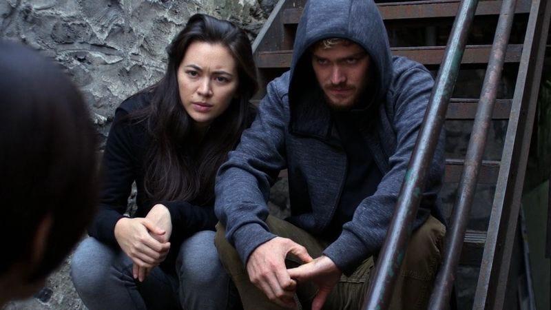 Photo: Iron Fist (Netflix)