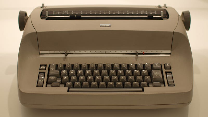 How An Ibm Typewriter And Snail Mail Led To The Release Of