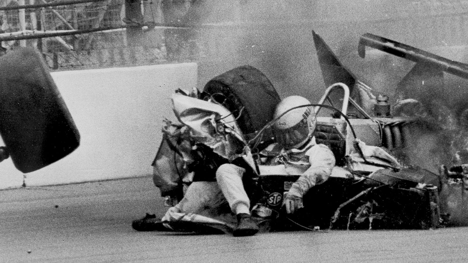 Remembering One Of The Most Terrifying Crashes In Indy 500 History