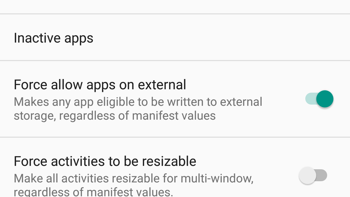 The Coolest Features You Can Unlock in Android's Developer