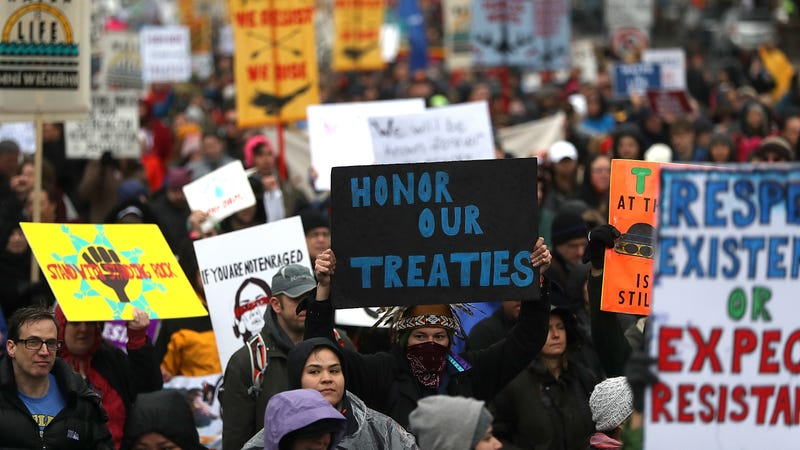 The Green New Deal Includes a Powerful Pledge to Indigenous People