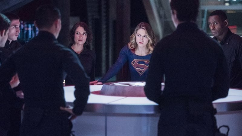 (Photo: Supergirl/The CW)