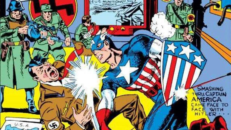 Image: Marvel Comics, Jack Kirby