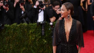 Beyoncé at the Metropolitan Museum of Art on May 5, 2014, in New York City.Neilson Barnard/Getty Images