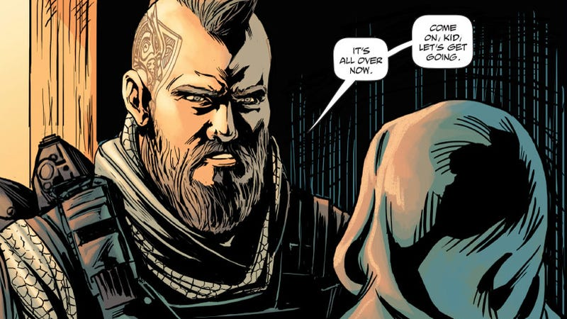 Illustration for article titled FreeCall Of Duty: Black Ops 4 Comics Are Pretty Great