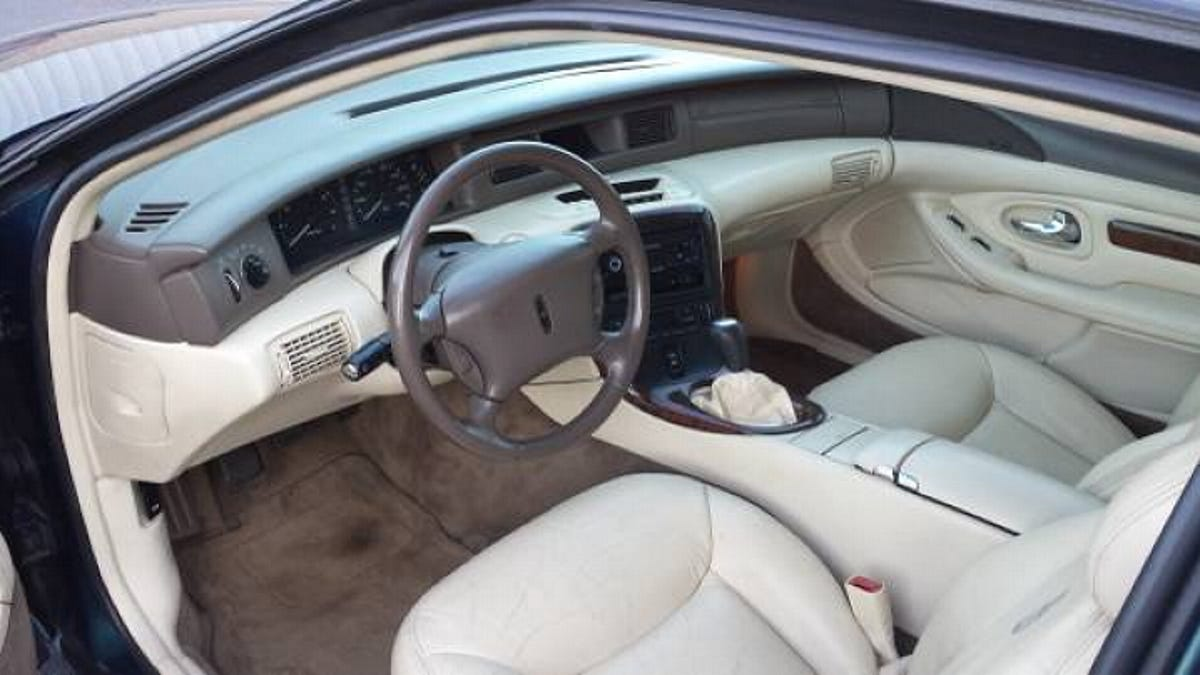 2020 lincoln aviator page 6 ford inside news community - Lincoln mark viii interior parts ...