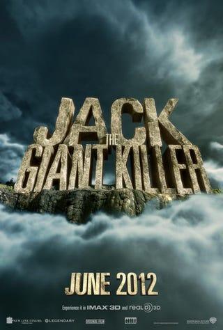 Illustration for article titled Jack the Giant Killer Poster Gallery