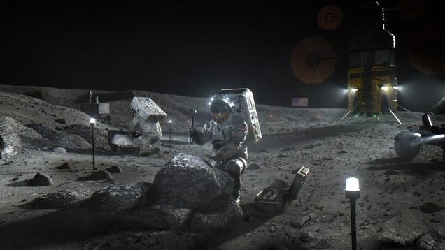 NASA s 2024 Astronaut Moon Landing Is Almost Certainly Not Going to Happen