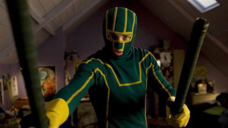 """Illustration for article titled Production begins on """"Kick-Ass 2 to begin production"""" rumors"""