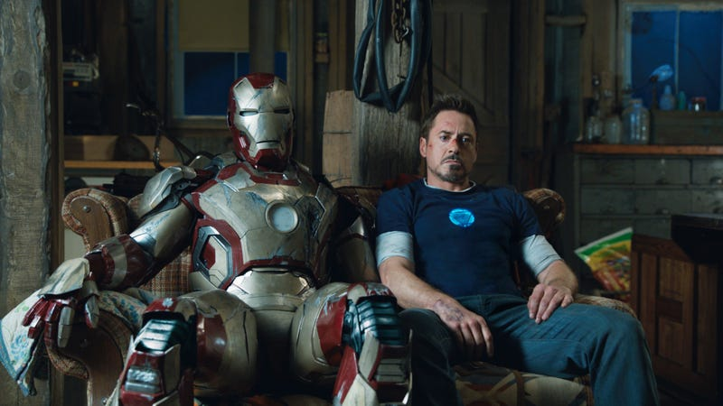 Illustration for article titled Iron Man 3 Review: More Human, Less Soul