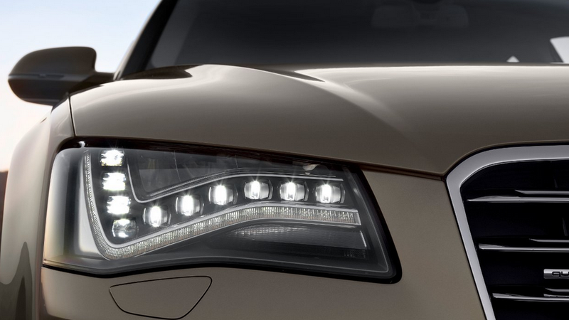 Illustration for article titled LED Lights Are The Popup Headlights Of The 2000s