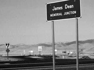 Illustration for article titled James Dean Still Dead, But Highway He Died On To Become Safer
