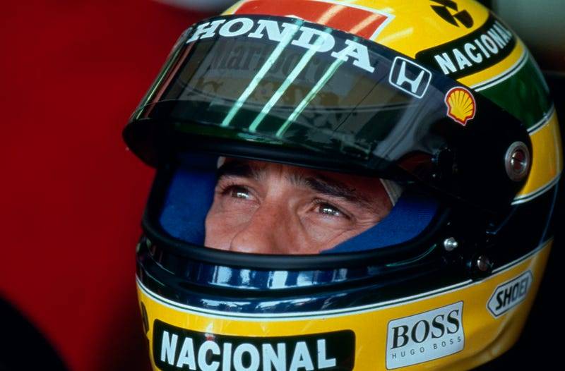 Illustration for article titled Ayrton Senna, Immortality, and Me