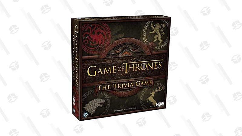 Game of Thrones: The Trivia Game | $29 | Amazon