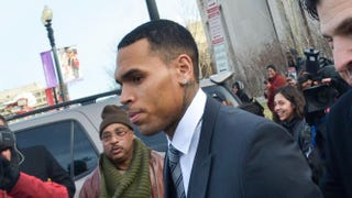 Chris BrownKris Connor/Getty Images