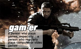 Illustration for article titled Is Gamer A Dirty Word?