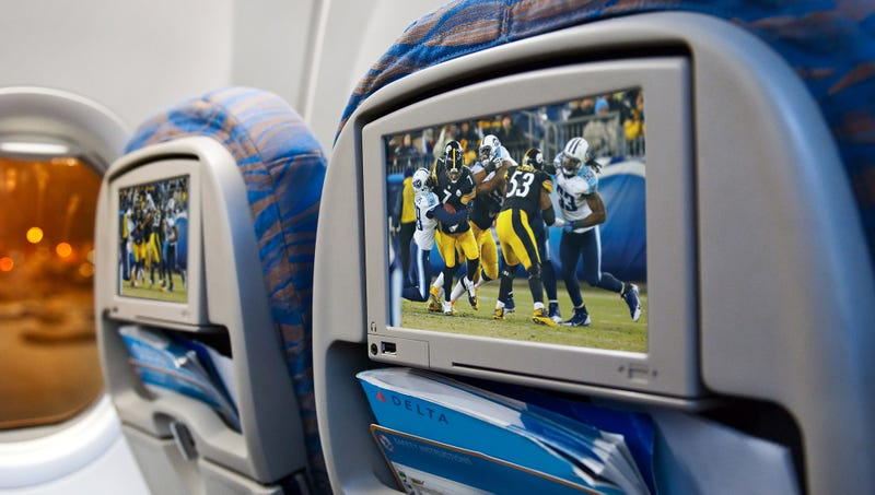 Illustration for article titled NFL Announces Plans To Stream 'Thursday Night Football' Exclusively On Delta Flights