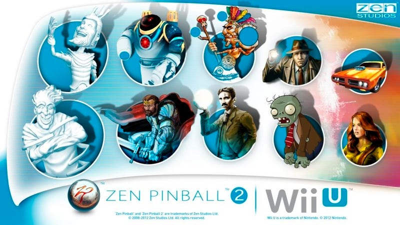 Illustration for article titled Zen Pinball and Its Merry Marvel Tables are Marching to the Wii U eShop