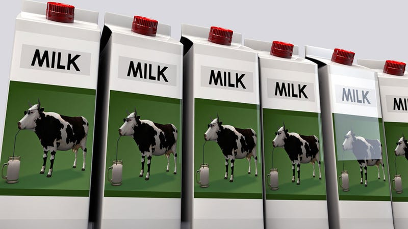 Illustration for article titled Raw Milk Possibly Dangerous for Kids and Preggos