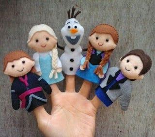 Illustration for article titled Halp me puppet