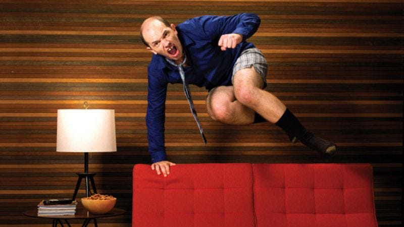 Illustration for article titled Paul Scheer